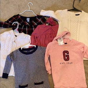 Gap clothing toddler